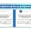 Economia în contextul COVID-19. Noutăți privind Certificatul de situație de urgență (CSU)
