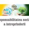 Principiile responsabilității sociale a întreprinderii